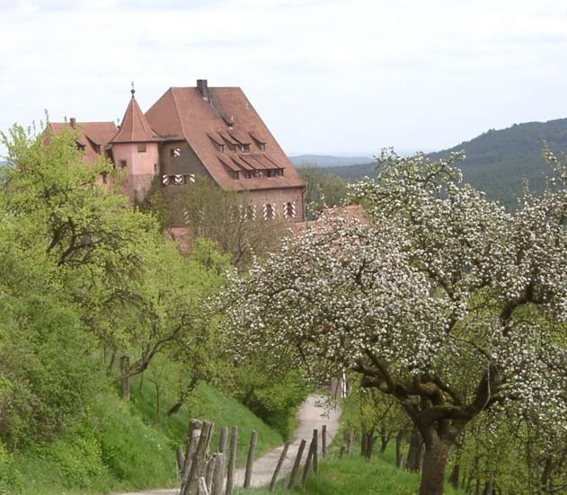 Hügelland Tour bei Spalt
