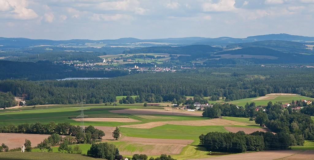 Parkstein im Oberpfälzer Wald