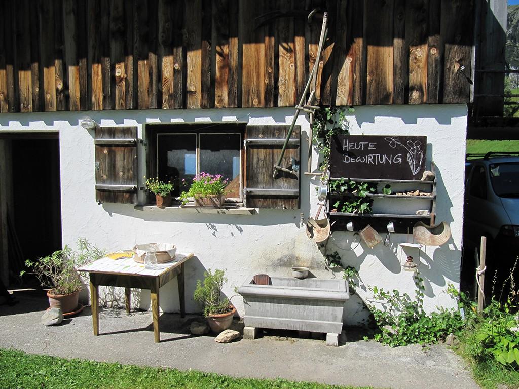 Wandern im Vorarlberg im Biosphärenpark Grosses Walsertal